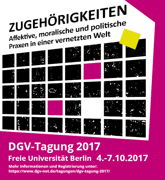 DGV Konferenz 2017
