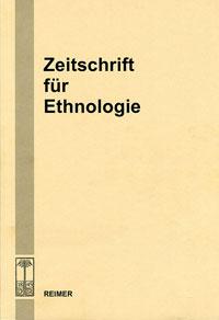 Zietschrift für Ethnologie